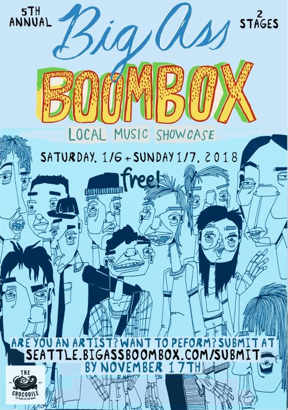 big ass boombox